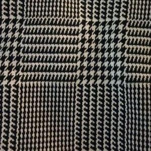 Lane Bryant Skirts - LANE BRYANT FAUX WRAP HOUNDSTOOTH SKIRT SIZE 20